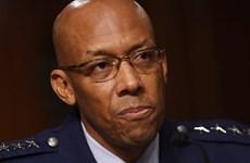 Mỹ phê chuẩn đề cử người gốc Phi đầu tiên làm Tham mưu trưởng