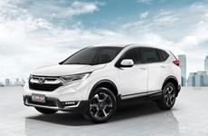 Doanh số bán lẻ xe máy và ôtô của Honda Việt Nam đều tăng