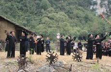 Bảo tồn và phát huy điệu lượn Slương của người Tày ở Cao Bằng