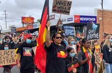 Australia: Hàng nghìn người tham gia biểu tình ủng hộ người da màu