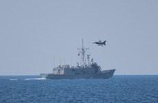 Quân đội Thổ Nhĩ Kỳ tập trận tại Địa Trung Hải để phô diễn lực lượng