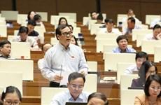 Quốc hội thảo luận về kinh tế-xã hội và ngân sách nhà nước