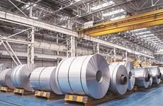 Hàn Quốc gia hạn áp thuế chống bán phá giá đối với thép Nhật Bản