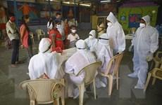 Ấn Độ có số ca tử vong trong ngày cao nhất kể từ khi dịch bùng phát