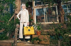 """""""Cụ bà"""" 83 tuổi Jane Fonda đầy khí chất trong chiến dịch mới của Gucci"""