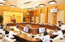 Nghị quyết về điều chỉnh Chương trình xây dựng luật, pháp lệnh 2020