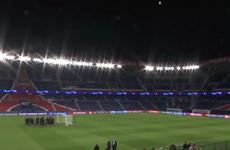 Các sân vận động tại Pháp được phép đón 5.000 cổ động viên