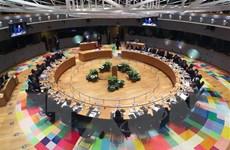 EU họp hội nghị thượng đỉnh trực tiếp đầu tiên từ khi dịch bùng phát
