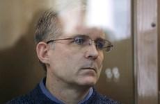 Cựu lính thủy đánh bộ Mỹ không kháng cáo bản án 16 năm tù tại Nga