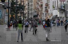 Xuất hiện tâm dịch mới tại Venezuela, Chile có số ca mắc tăng đột biến