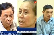 Truy tố 29 bị can trong vụ án đặc biệt nghiêm trọng tại Đồng Tâm
