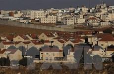Israel dự định sáp nhập 2 hoặc 3 khu định cư Do Thái tại Bờ Tây