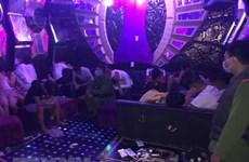 Hải Dương phát hiện gần 100 đối tượng dùng ma túy trong quán bar