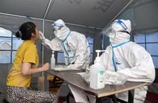 Trung Quốc và Hàn Quốc tiếp tục ghi nhận ca nhiễm COVID-19 mới