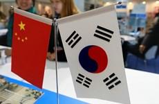 Trung Quốc và Hàn Quốc công bố khu vực hợp tác điển hình