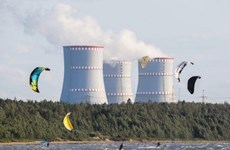 Nga không có thông tin về rò rỉ phóng xạ hạt nhân trên biển Baltic