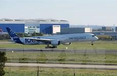 Hãng Airbus giảm mạnh sản lượng tới 40% do dịch COVID-19