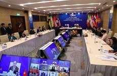 ASEAN và Australia thảo luận hợp tác giai đoạn dịch COVID-19