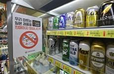 """Căng thẳng thương mại Hàn Quốc-Nhật Bản có thể """"tăng nhiệt"""""""