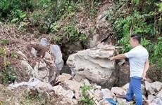 Cao Bằng hỗ trợ gia đình 2 nạn nhân tử vong do ngạt khí dưới hang sâu