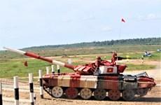 Việt Nam tích cực chuẩn bị tham gia hội thao Army Games 2020