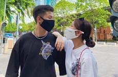 """Sao Việt đeo khẩu trang """"nhắc khéo"""" mọi người không nên chủ quan"""