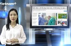 [Video] Bản tin ngày 6/7: Bệnh nhân số 91 đã hồi phục hoàn toàn