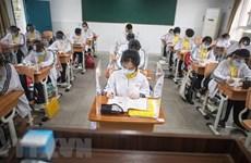 Gần 11 triệu học sinh Trung Quốc bước vào kỳ thi đại học