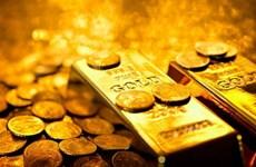 Giá vàng lên mức cao nhất kể từ năm 2011 do đồng USD suy yếu