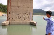 Thời tiết cực đoan, các hồ thủy lợi ở Quảng Ninh đang cạn kiệt nước