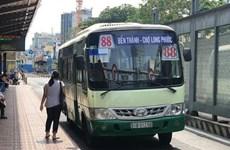 TP. HCM ra mắt ứng dụng tích hợp xe buýt và các dịch vụ Grab