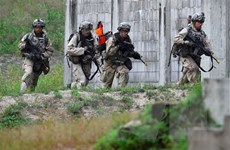 Hàn Quốc-Mỹ cân nhắc hủy cuộc tập trận mùa Hè vì dịch COVID-19