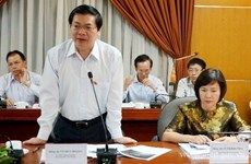Khởi tố bị can đối với cựu Bộ trưởng Bộ Công Thương Vũ Huy Hoàng