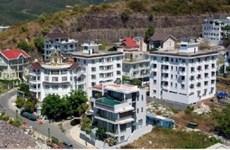 Chọn phương án xử lý vi phạm tại dự án biệt thự Ocean View Nha Trang
