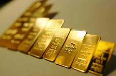Giá vàng thế giới ổn định trên mức 1.800 USD một ounce