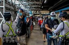Indonesia ghi nhận số ca nhiễm COVID-19 tử vong cao nhất trong ngày
