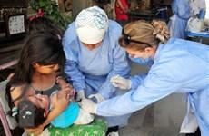 WHO: Tỷ lệ tiêm vắcxin giảm ở mức báo động trong giai đoạn dịch