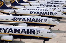Một công dân Anh bị bắt liên quan vụ máy bay Ryanair bị dọa đánh bom