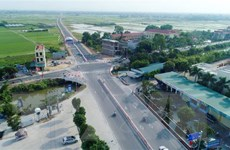 Tỉnh Hải Dương thông xe đường nối Quốc lộ 5 đến Quốc lộ 37