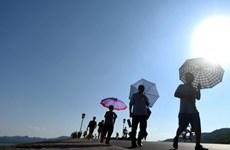 Trung Quốc duy trì mức cảnh báo vàng về nắng nóng đến cuối tháng 8