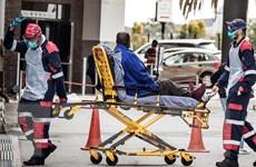 Gần 14,9 triệu ca nhiễm COVID-19, nguy cơ bùng phát ở châu Phi