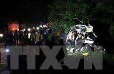 Tập trung cứu chữa nạn nhân vụ tai nạn nghiêm trọng tại Bình Thuận