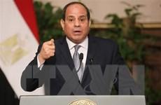 """Quốc hội Ai Cập """"bật đèn xanh"""" cho việc triển khai quân ở nước ngoài"""