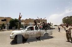 Mỹ, Pháp, Ai Cập và Thổ Nhĩ Kỳ tìm cách giảm căng thẳng tại Libya