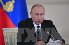 Tổng thống Nga Putin bổ nhiệm lãnh đạo mới của tỉnh Khabarovsk