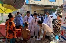 Tái bùng phát dịch bệnh lây truyền qua muỗi vằn Aedes tại Campuchia