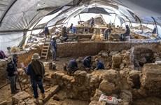 Israel phát hiện trung tâm lưu trữ 2.700 năm tuổi ở Jerusalem