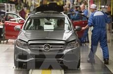 Hãng sản xuất ôtô Daimler lỗ ròng gần 2 tỷ Euro trong quý 2