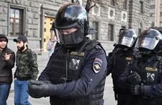 An ninh Liên bang Nga triệt phá một tổ chức khủng bố quốc tế