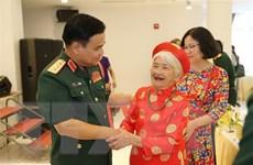 Bộ Quốc phòng tổ chức gặp mặt 300 đại biểu Bà mẹ Việt Nam Anh hùng